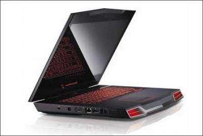 Alienware M11x netbook