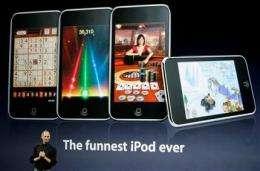 Apple tablet could stir up video game business (AP)