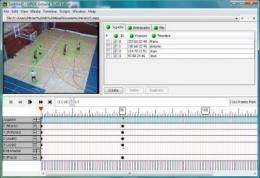 Artificial intelligence for improving team sports