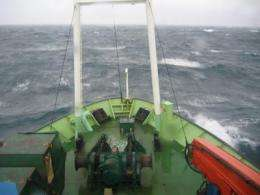 Dramatic ocean circulation changes revealed