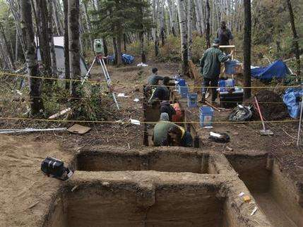 Earliest human remains in US Arctic reported (AP)