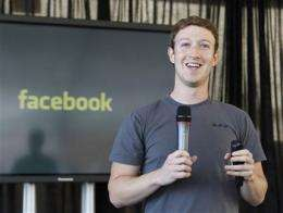 E-mail secondary as Facebook revamps messaging (AP)
