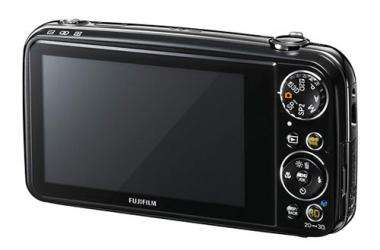 Fujifilm's FinePix Real 3D W3 digital camera lets user capture images in 3D