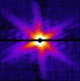 Giant virus, tiny protein crystals show X-ray laser's power and potential