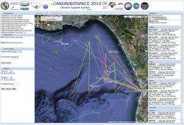 Harmful algal blooms in Monterey Bay found by multi-institutional experiment