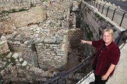 Hebrew University archaeologist discovers Jerusalem city wall from tenth century B.C.E.