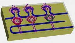 'Microrings' could nix wires for communications in homes, offices