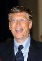 Microsoft co-founder Bill Gates has started tweeting