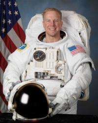 NASA: Astronaut hurt in bicycle accident (AP)