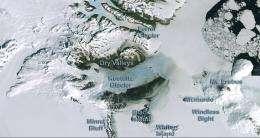 NASA finds shrimp dinner on ice beneath Antarctica