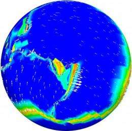 New view of tectonic plates