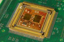 Project pioneers use of silicon-germanium for space electronics applications