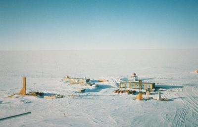 Russians hope to reach Lake Vostok for the first time soon