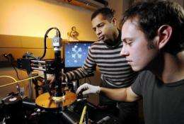 Single-step technique produces both p-type and n-type doping for future graphene devices