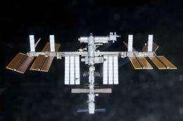 Spacewalk No. 2: Astronauts improve space station (AP)