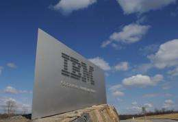 Technology giant IBM announced Monday it has bought cloud computing specialty firm Cast Iron Systems
