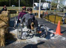 The great moonbuggy race