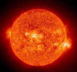 The sun has unleashed its strongest flare in four years