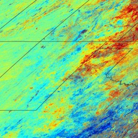 Tracking disease from outer space