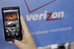 Verizon posts 2Q loss on costs of employee buyout (AP)