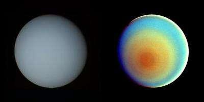 Voyager celebrates 25 years since Uranus visit