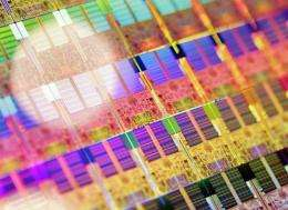 Worldwide semiconductor sales rose 37 percent in July