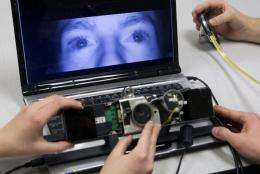 BYU engineers improve eye-tracking technology that aids the disabled