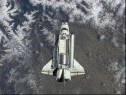 Shuttle Discovery A