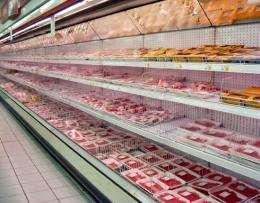 Climate change makes food more dangerous