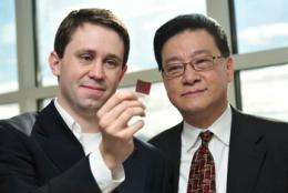 Researchers at UA developing next-gen conductive polymers