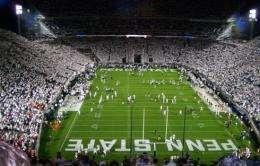 Penn State's Audible Assault