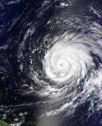 NASA satellite measures monstrous Hurricane Igor as a '10 hour drive'