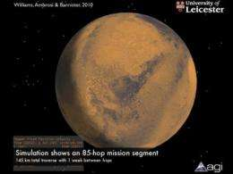 University of Leicester space scientists involved in development of new breed of space vehicle