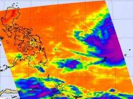 Tropical Storm 02W leaves Guam and Micronesia with high surf and swells