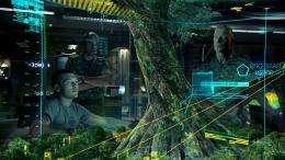 Avatar's New Twist on Plants