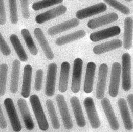 DNA can act like Velcro for nanoparticles