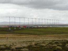 Falkland islands radar study impacts climate research