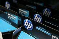 Hewlett-Packard has agreed to pay 55 million dollars to settle claims the US computer giant defrauded the US government
