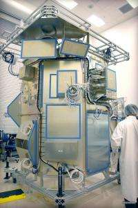 NASA completes critical design review of Landsat data continuity mission