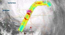 NASA hurricane researchers eye Earl's eye
