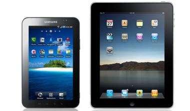 Review: Samsung Galaxy Tab vs. Apple iPad