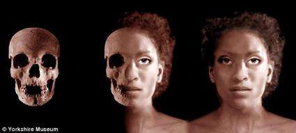 Roman era York may have been more diverse than today
