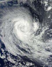 Tropical Storm Imani making a question mark in the Southern Indian Ocean