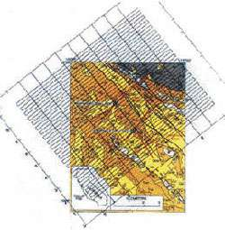 The San Andreas Fault Gravity Gradiometer Project