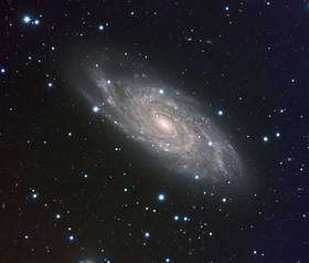 Very Large Telescope Takes Snapshots of Two Grand-Design Spiral Galaxies