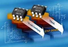 Industry's Highest Power Density Thin SOT23 Buck Switching Regulators