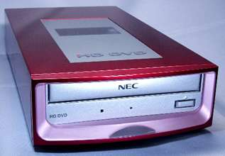 3 Generation-Compatible HD DVD Drive
