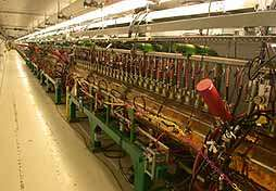 ORNL's Spallation Neutron Source warms up for 2006