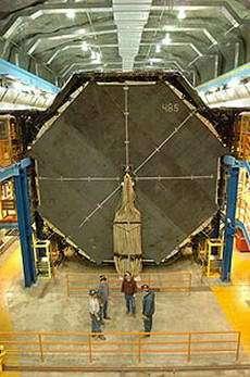 Huge Neutrino Detector