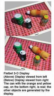 3-D Display